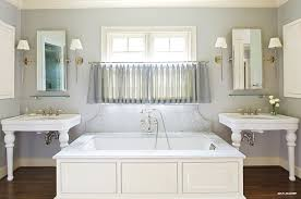 long and narrow master bathroom ideas transitional bathroom