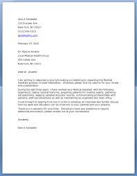 Medical Receptionist Resume Cover Letter Best Photos Of Medical Office Letter Templates Medical