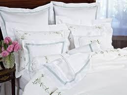 schweitzer linen cortina fine bed linens luxury bedding italian bed linens