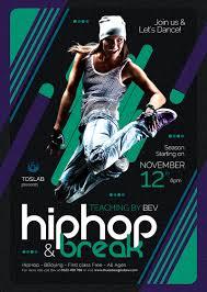 dance classes flyer template v2 thats design store