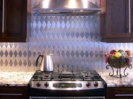 stainless steel backsplash panel wall mounted range hood floral