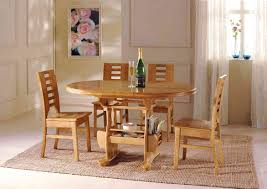 solid wood dining room table and chairs 11300