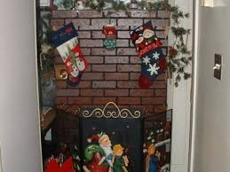The Stable Home Decor Office 30 Decorative Door Ideas Christmas Office Reindeer Stable
