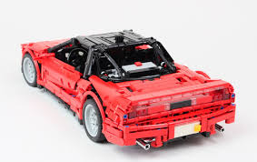 lego sports car three lego car models we want right now
