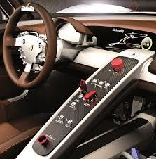 Porsche 918 Concept - porsche 918 rsr concept brown grey black silver carbon fiber