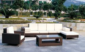 Outdoor Lifestyle Patio Furniture Guangzhou Wangjing Outdoor Furnitur Rattan Furniture Garden Furniture