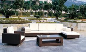 Outdoor Lifestyle Patio Furniture Guangzhou Wangjing Outdoor Furnitur Rattan Furniture Garden Furniture
