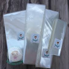 fast shipping 100 clear high quality cellophane bags cookie bags
