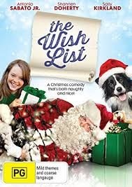 christmas list dvd the wish list dvd antonio sabato jr douglas