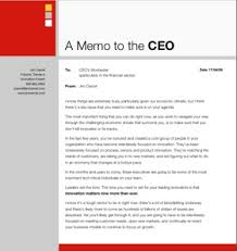 a memo to the ceo innovation matters more than ever jim carroll