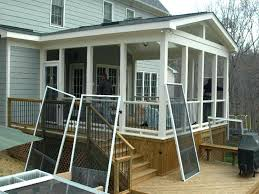 Screened In Patio Designs Patio Ideas Screened Patio Enclosures In Florida Screened In Cool