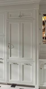 wood mode cabinet accessories kitchen cabinets refrigerator built in refrigerator cabinets