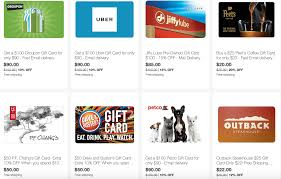 ppdg save 10 on gift cards for uber groupon and petco doctor
