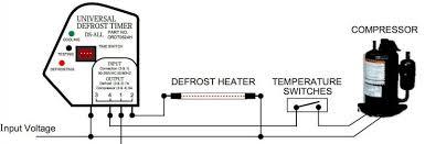 defrost timer wiring diagram wiring diagram