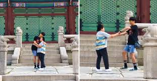 Challenge Vice Vice Ganda And S Sweet In Front Of The Korean
