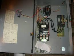ge starter ge motor starter disconnect enclosure used ge