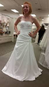 davids bridal wedding dresses david s bridal op1247 strapless side draped trumpet dress with s
