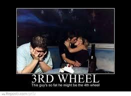 3rd Wheel Meme - tz jpg