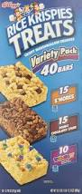 Amazon Com Quaker Chewy Granola Bars Variety Pack 58 Count by Kellogg U0027s Rice Krispies Treats Variety 40 Ct Pack Of 2 Amazon