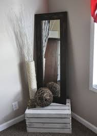 Windows To The Floor Ideas This Is So Cute So Much Better Looking Than A Regular Old Mirror