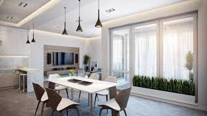 German Living Room Furniture Stylish Apartment In Germany Visualized Open Living Room