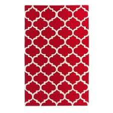 Red Black White Area Rugs Red White Area Rug Roselawnlutheran