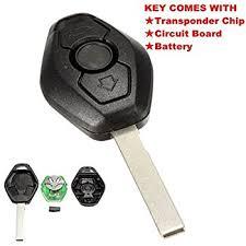Bmw Comfort Access Key Amazon Com Bmw 95 06 Remote Key Battery Automotive