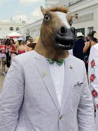 Horse Head Mask Meme - horse head mask