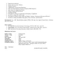 Lead Resume Sharath Technical Lead Resume