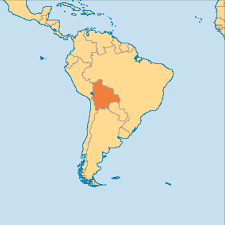 South America Map Capitals by Map South America 3rdculturechildren