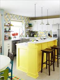 Counter Kitchen Design Kitchen Backsplashes Yellow Painted Kitchen Counter Dark