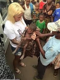 care worker who saved starving nigerian u0027witch boy u0027 reveals joy at