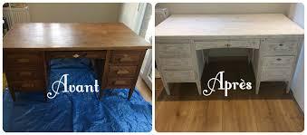 bureau customisé bureau customisé avant et après zelles ô féminin