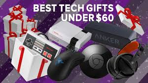 best tech gifts under 60 nes classic edition amazon fire tv