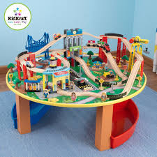 kidkraft train table set train tables for uk best table decoration