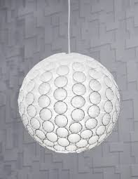 Ball Light Fixture by Diy Paper Cup Pendant Light Home Ideas Pinterest Diy Paper