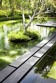 decoration minerale jardin 54 best bassin de jardin images on pinterest landscaping