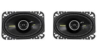 jeep wrangler speaker jeep wrangler yj 4x6 kicker front speaker replacement kit