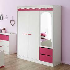 spiegel für kinderzimmer kinderzimmer kinderkleiderschrank weiss pink spiegel sirenna