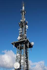 radio tower free images vehicle blue spire head delivery antennas radio