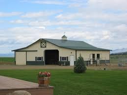 metal horse barns kits barn decorations