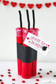 s day candy you re the bomb diy s day candy craft