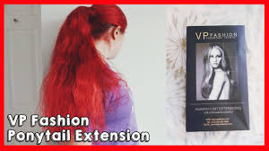 vpfashion hair extensions review vp fashion ponytail extension review