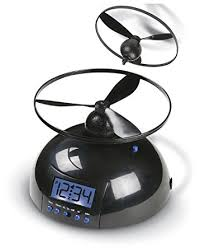 tech tools flying alarm clock home kitchen