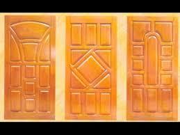 front doors solid wood doors design youtube