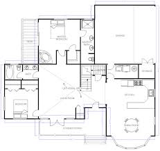 how to make house plans draw floor plans try free and easily draw floor plans and more
