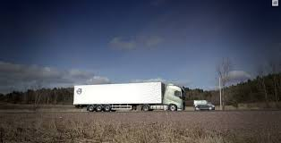volvo truck pictures video volvo trucks collision warning system with emergency braking