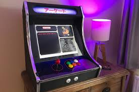Building A Mame Cabinet An Arcade Cabinet The Hardware