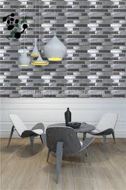 Kitchen Backsplash Metal Medallions Popular Lobby Waterjet Metal Medallion Tiles Glass Brick Mosaic