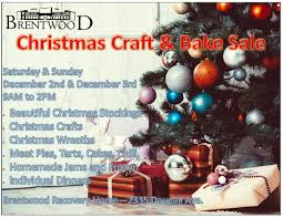brentwood christmas craft and bake sale windsor u0026 essex county